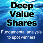Professor Glen Arnold - Deep Value Shares