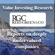 Reid Green & Co's Value Investing Research